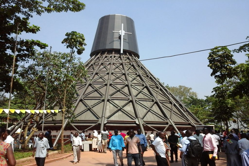 Uganda Martys trail namugongo catholic shrine