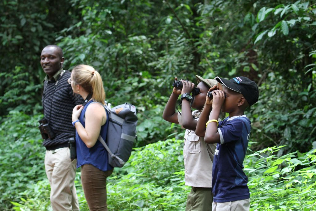 bird watching tours in Uganda