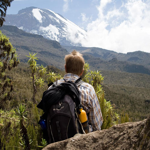 Kilimanjaro Climbing Safari Via Marangu Route