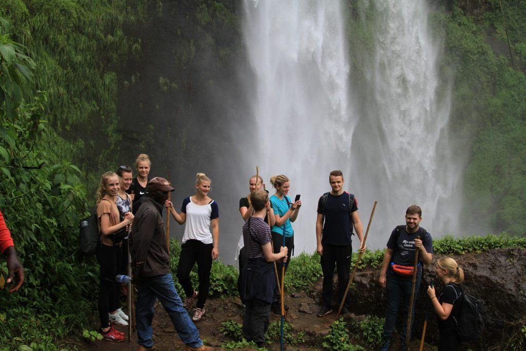 Sipi Falls - Uganda National Parks