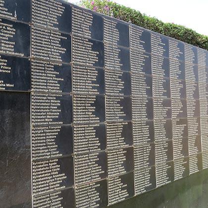 Mémorial-de-Gisozi-à-Kigali