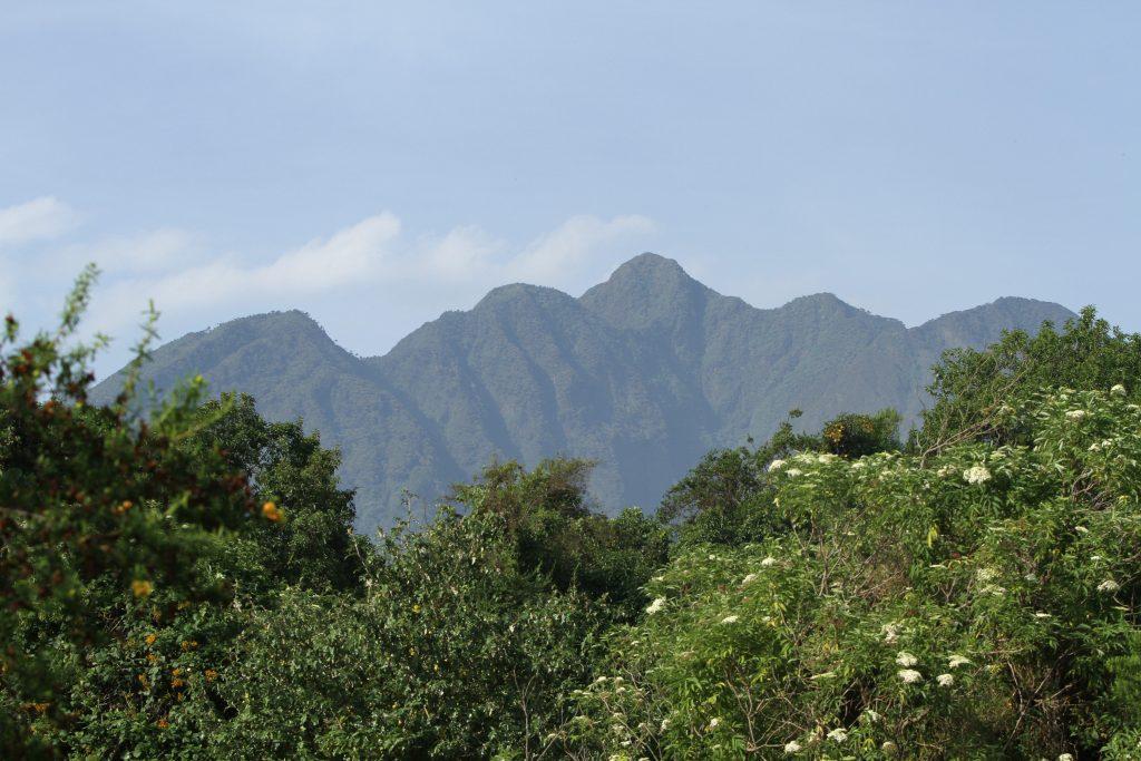 Sabinyo Volcano for mountain climbing - 10 things to do in Uganda